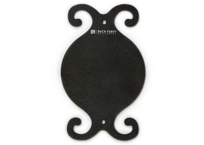 Single Reflector Black